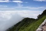 燕山荘から安曇野